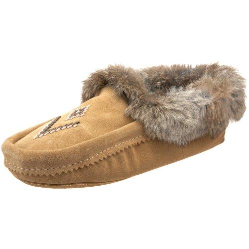 Manitobah Mukluks Women's Tipi Fur Moccasin