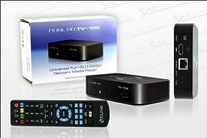 NEWEST! 3D Dune HD TV-102 AW IPTV box WIFI/LAN. KARTINA TV