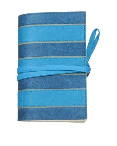 Marina Vaptzarov Daphne Paper Soft Cover Journal, Blue