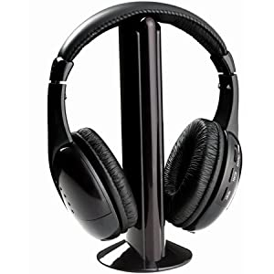 logitech wireless headset instructions