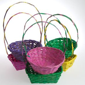 Deluxe Fruit and Sweets Easter Basket