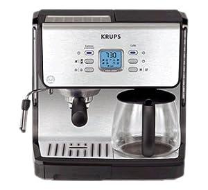 kombi kaffeemaschine filterkaffee espresso. Black Bedroom Furniture Sets. Home Design Ideas