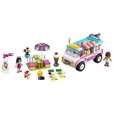 Lego Junior - 10727 - Il Furgone dei Gelati di Emma