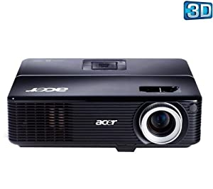 Acer - P1101 - Projecteur DLP - Compatible 3D - 2700 ANSI lumens - SVGA (800 x 600) - 4:3
