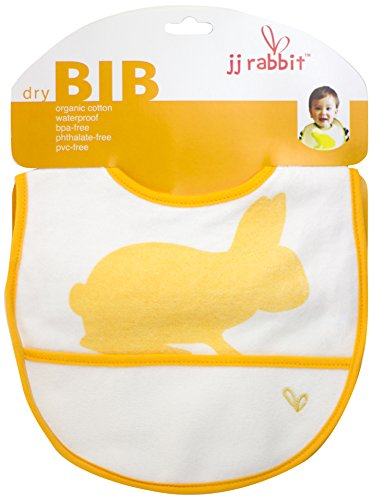 JJ Rabbit Dry Bib, Rabbit, 3-18 Months