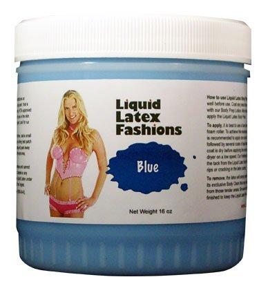 Liquid Latex Blue 32 Oz