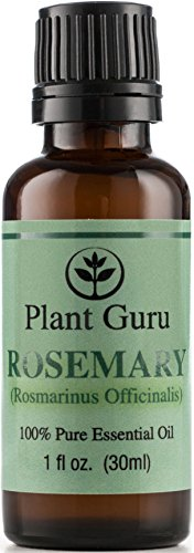 Rosemary Essential Oil. 30 Ml. (1 Oz.) 100% Pure, Undiluted, Therapeutic Grade.