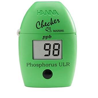 Hanna Instruments Checker HC Handheld Colorimeter, For Phosphorus