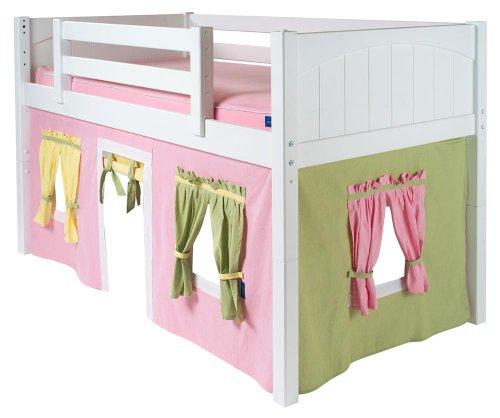 Loft Bed For Kids 1662 front