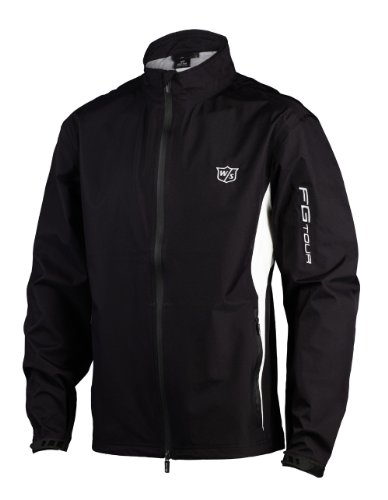 Wilson Staff Mens FG Tour V2 Rain Suit Jacket 2013