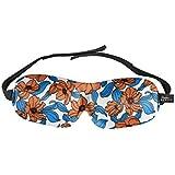 Bucky 40 Blinks Sleepmask Blooms, Multi-Colored, One Size