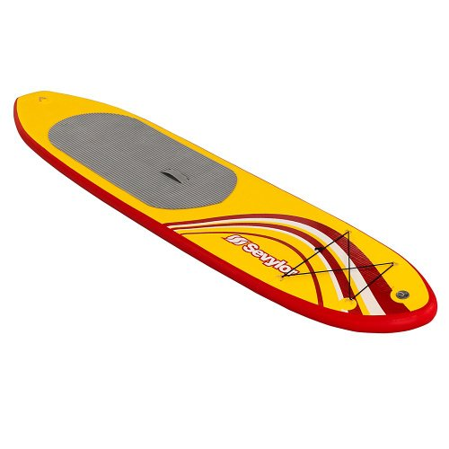 Sevylor Sup Stand Up Paddle Board - Yellow/black Picture