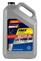 Mag 1 20134 10w-30 Full Synthetic Motor Oil, 5 quart by Mag 1