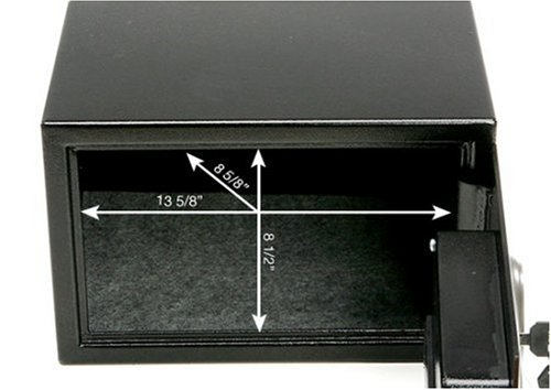 sentrysafe x055 small safes under 100 with an electronic lock. Black Bedroom Furniture Sets. Home Design Ideas