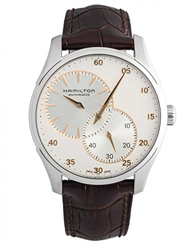 Hamilton JazzMaster Regulator Auto Men`s watch #H42615553