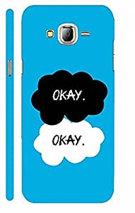 KALAKAAR Printed Back Cover for Samsung Galaxy A7,Hard,HD Matte Quality,Lifetime Print Warranty