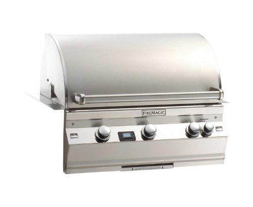 Aurora A540I1L1P Built In Lp Grill With Left Side Infrared Burner