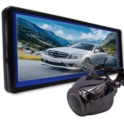 10.2インチミラー型モニター&高画質CMDバックカメラセット
