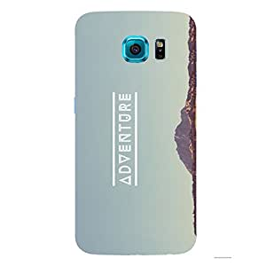 Back cover for Samsung Galaxy S6 Edge Plus Adventure