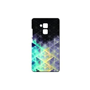 Bluedio Designer Printed Back case cover for Huawei Honor 5C - G0135