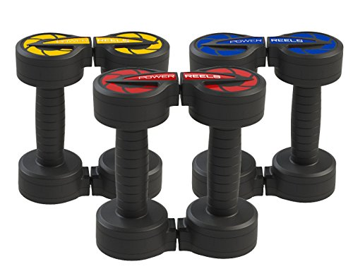 NEW-POWER-REELS-The-1-Most-Effective-Constant-Resistance-Fitness-Products-Training-Equipment-Build-stronger-and-leaner-muscles-train-anywhere-see-faster-results-3LBS-5LBS-8LBS-Resistance-Options
