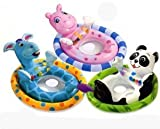 Intex Inflatable See Me Sit Pool Ride (Assorted Styles, Color and Style may Vary)