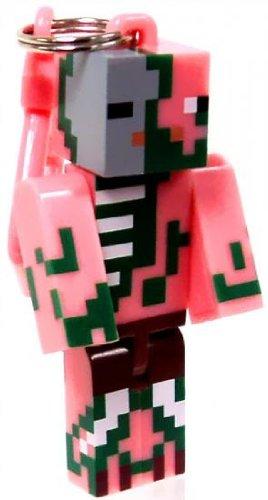 Minecraft Hangers 3 Inch Figure ZOMBIE Pigman - 1