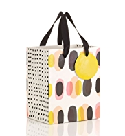 Graphic Spots Small Gift Bag