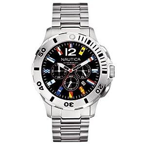 ORIGINAL Nautica men's watch Chrono (A21531g)