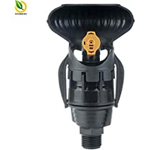 "Generic 1PCS : 1/2"" R10 Medium Sized Nozzle External Thread Nozzle Rotating Nozzle 180 Degrees Of Spray Range..."