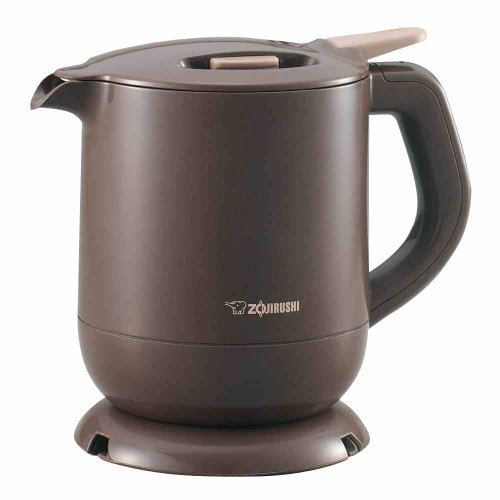 Electric Kettle [600Ml] Zojirushi Chocolate Ck-Ta06-Ty By N/A