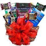 Grand Ghirardelli Chocolate Array Gift Basket s