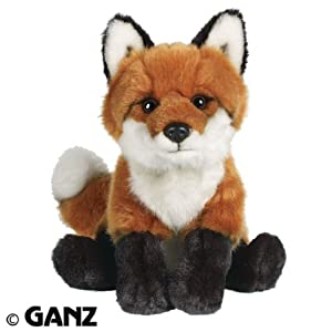 Webkinz Virtual Pet Plush - Small Signature Series - FOX from Ganz