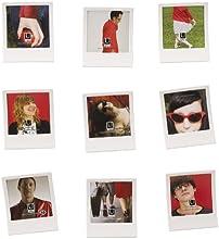 Umbra Snap Cadre photo polaroid Blanc 9 cm x 9 cm Lot de 9