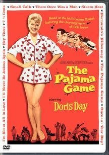 Cover art for  The Pajama Game