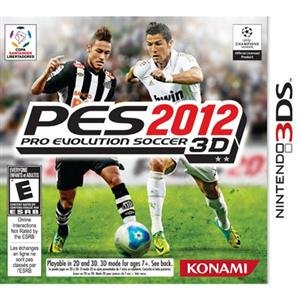 NEW Pro Evolution Soccer 2012 3DS (Videogame