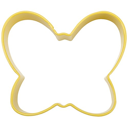 Wilton Metal Cookie Cutter, 3-Inch, Butterfly