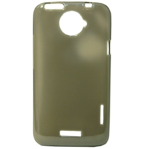 SWISS CHARGER TPU GEL CASE COVER SKIN FOR HTC 