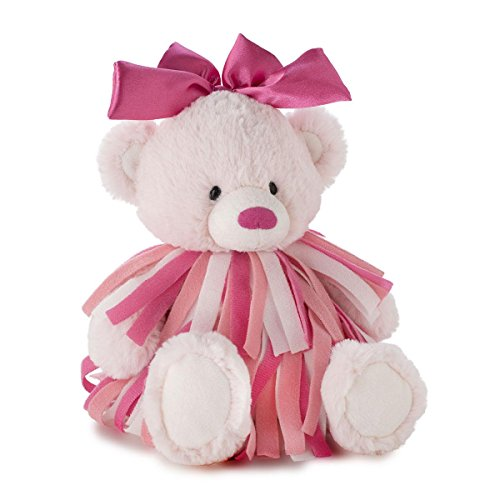 Nat and Jules Game Day Bears Cheerleading Plush Toy - 1