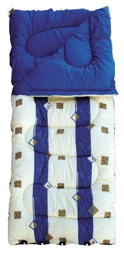 Royal Umbria 60oz Super King Sleeping Bag Blue