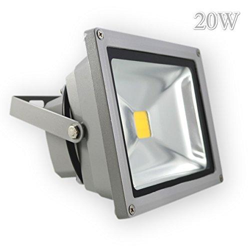 LED-Fluter-20W-warm-weiss-Strahler-Scheinwerfer-Aussenleuchten-LED-TOP-NEU