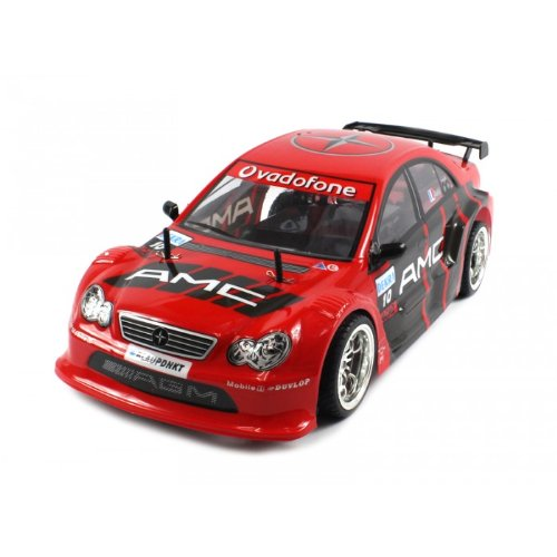 Save Price Electric Full Function 1:10 CT Speed Racing Mercedes Benz CLK DTM AMG 10+MPH RTR RC Car (Colors May Vary)  Review