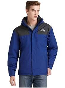 THE NORTH FACE Men's Mountain Light Insulated Jacket S BOLT BLUE/ASPHALT GREY