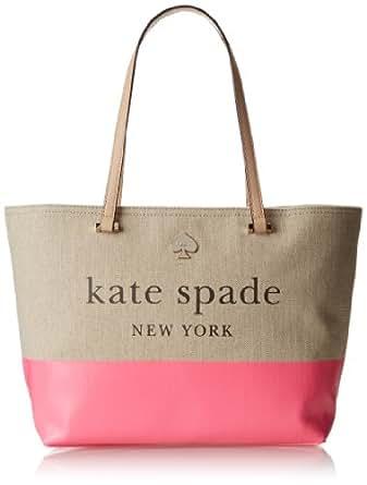 Kate Spade New York Lott Street Francis Tote Natural/Gulabi One Size