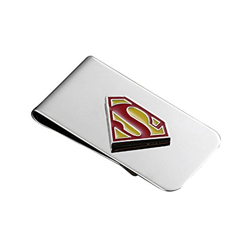 MGS Money Clip Personalized Engraving The Avengers Justice League Superhero Marvel DC Comics Copper Silver