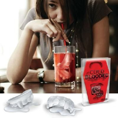 Cool Vampire Shaped Ice Trays Ice Candy Mold Maker Party