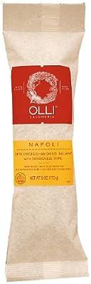 Olli Napoli Salami, 6 Ounce