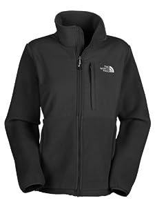 The North Face Denali Womens Fleece Jacket 2012- Recycled TNF Black (Small)