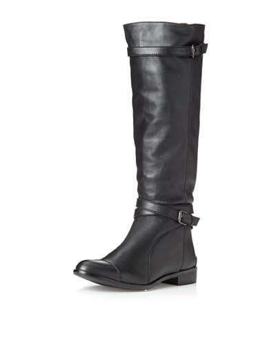 Pour La Victoire Women's Maggie Dress Boot  – Black