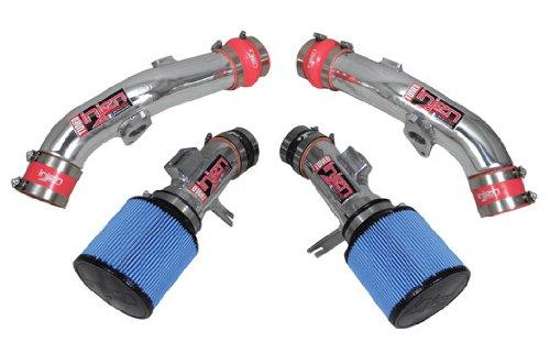 Nissan Infiniti GTR Dual short rams & upper IC